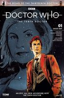 Doctor Who The Road To The Thirteenth Doctor: The Tenth Doctor #1